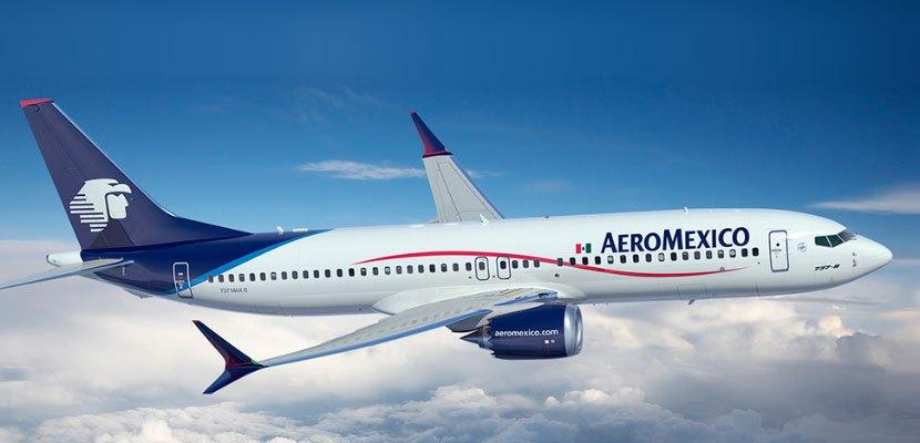 confirmar vuelo con Aeromexico