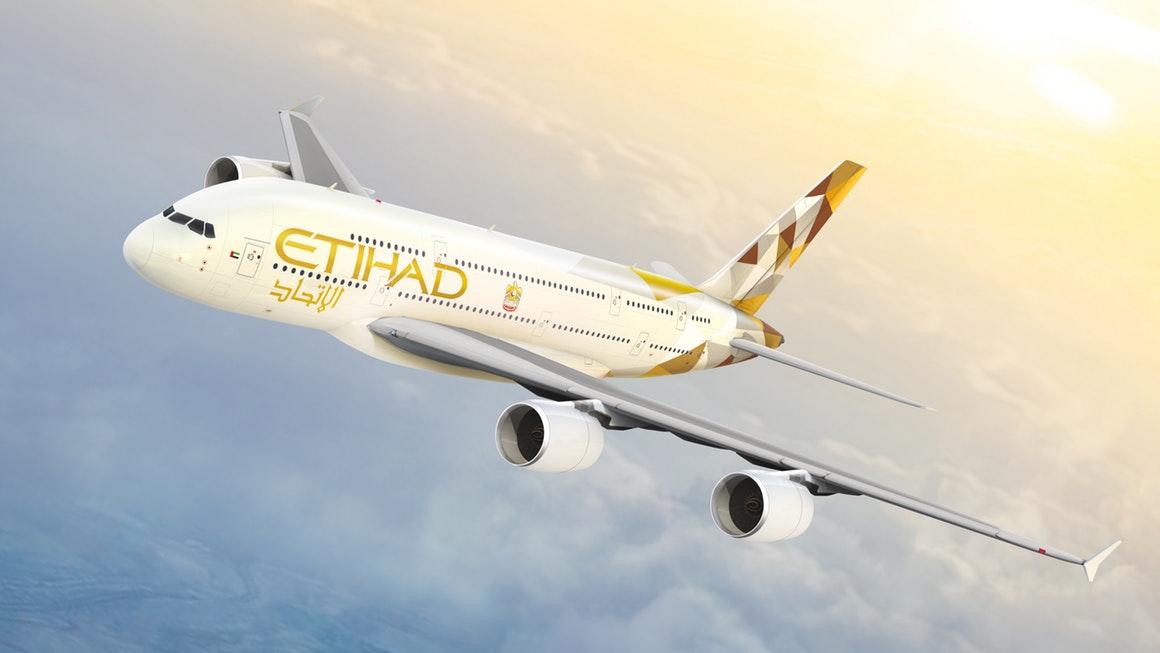 confirmar vuelo con Etihad Airways